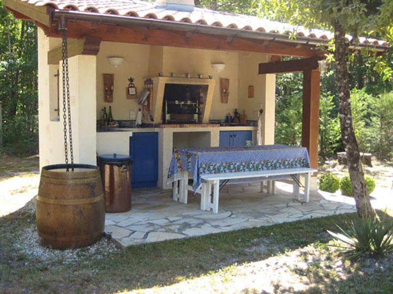 Außenküche Mit Grill : Außenküche im garten diese optionen gibt es